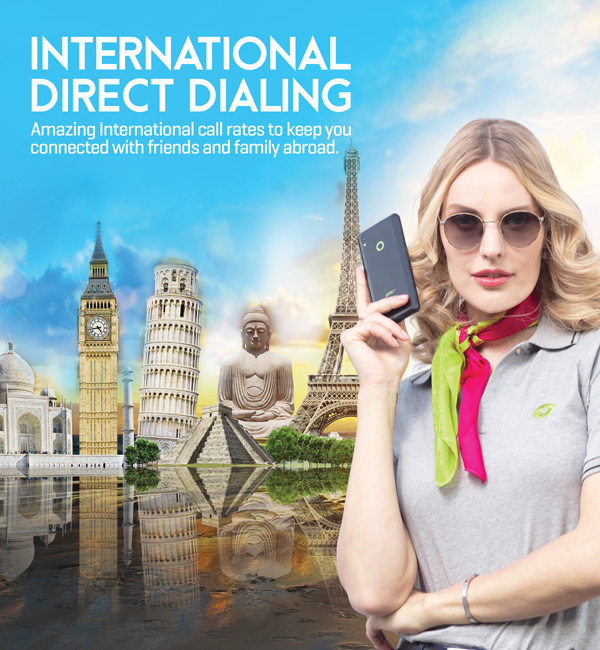 zong international call packages