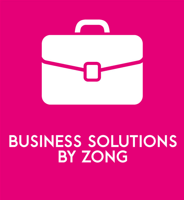 business solution by zong